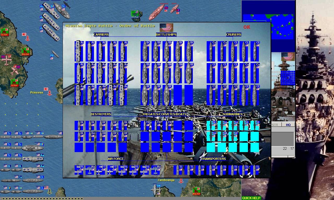 Battleship Game - World War 2 Naval Game